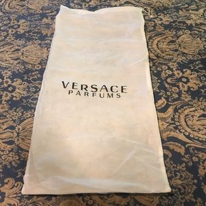 Versace dust bag